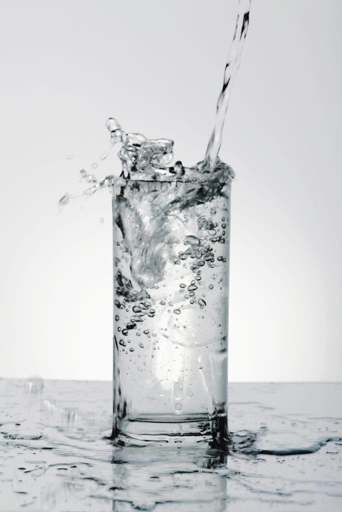 water fasting tips